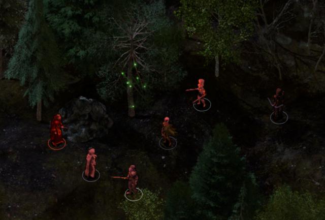 Baldurs Gate 2 Online Walkthrough - Creating the Human