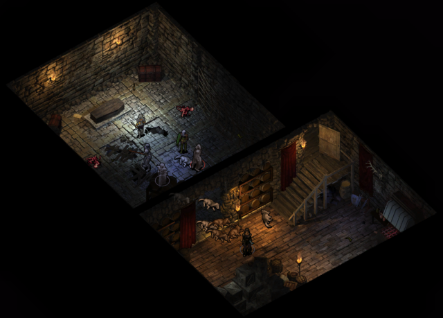 Cellar Interior