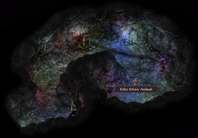 Dead Man's Cave POI
