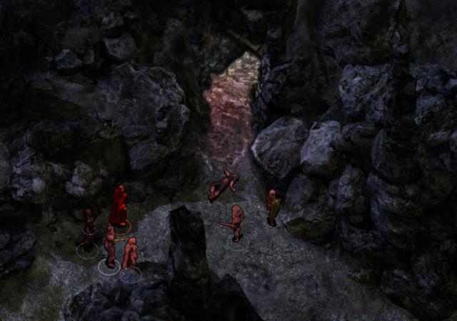 Dead Man's Cave