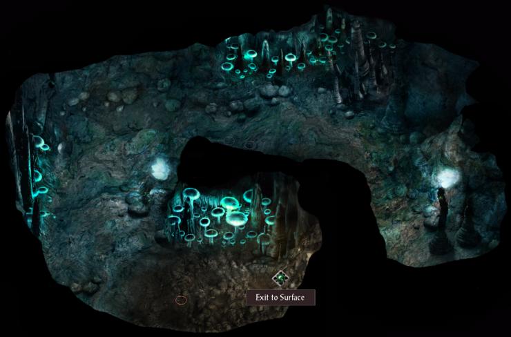 Inside Gaping Hole