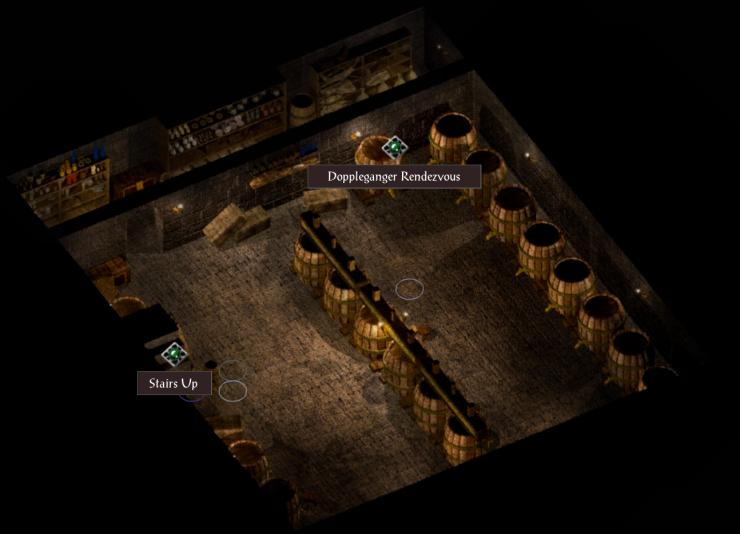 Iron Throne Basement