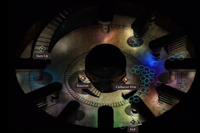 Sorcerers Sundries First Floor
