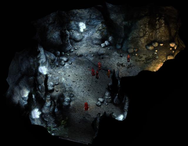 Ettin Ghost Cave